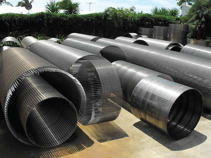 Wedge Wire Cylinders