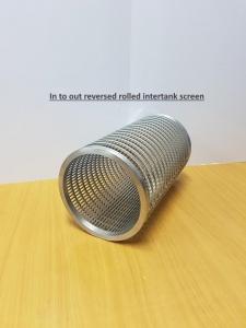 Intertank Screens